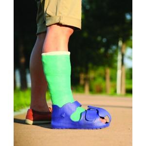 Chaussure de protection pour plâtre