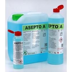 Lotion hydroalcoolique désinfectant pour les mains en bidon de 5L